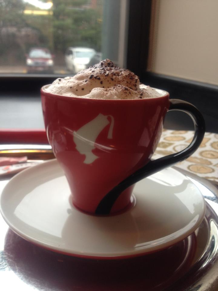 """Coffee may be the main game of<a href=""""northamerica.meinl.com/coffeehouse_southport/""""> Viennese roaster Julius Meinl</a>, but"""