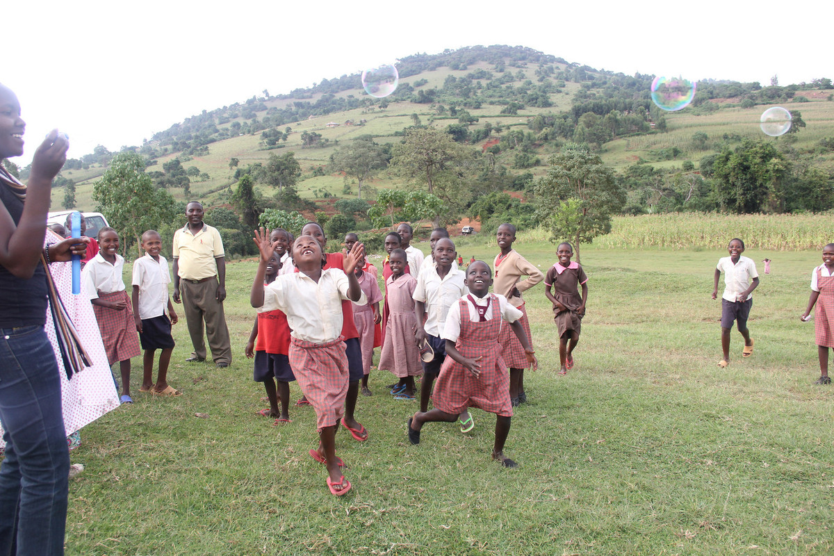 From obstacles to opportunities: Kakenya Center for Excellence is the first organization in the predominantly Maasai region o