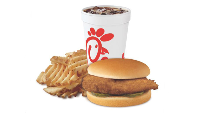 "Chick-fi-A's <a href=""http://www.huffingtonpost.com/news/chick-fil-a"">stance against gay marriage</a> is a perfect example of"