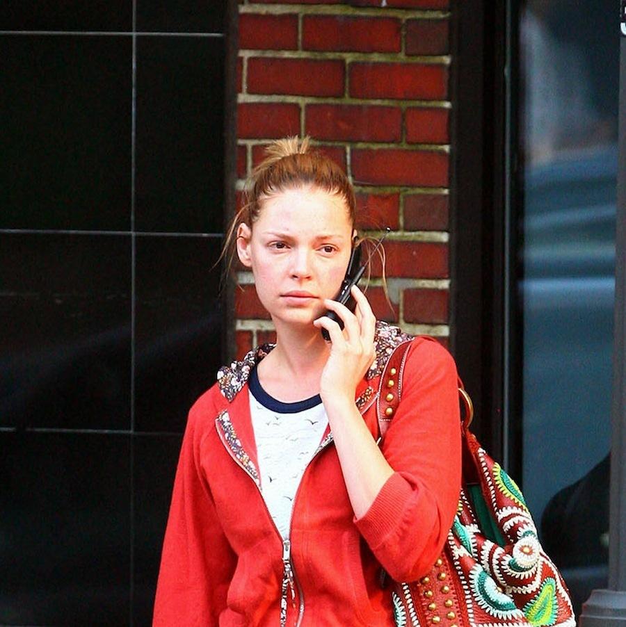 Andrea Duro Descuido la foto sin maquillaje de andrea duro que da que hablar por
