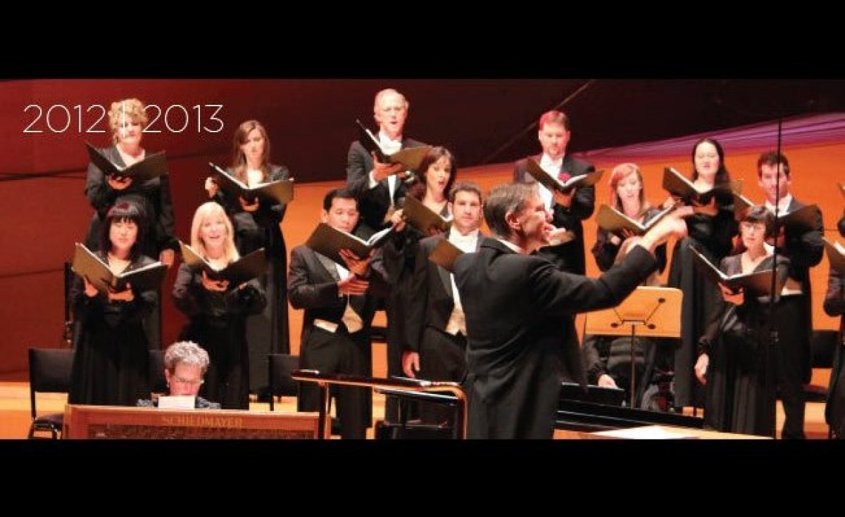 This Saturday, December 8, ring in the holiday season with one of the greatest choirs in the world. The Los Angeles Master Ch