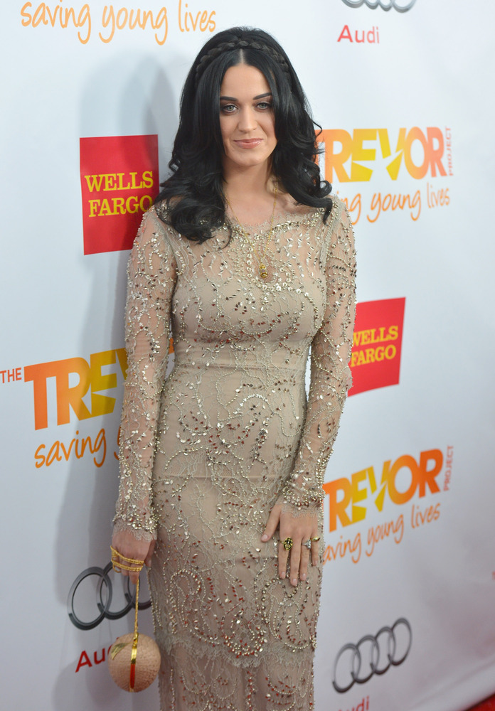 "Before her wedding to Russell Brand, Katy Perry <a href=""http://www.people.com/people/article/0,,20427390,00.html"">partied wi"