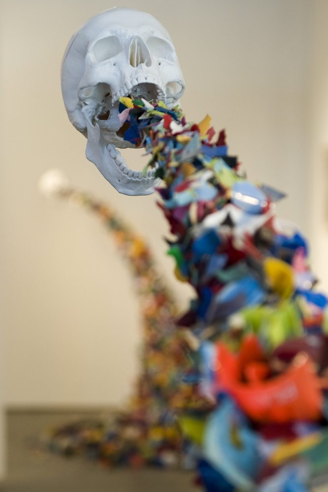 """Through December 9 Admission: $20  <a href=""""http://www.scope-art.com"""">Scope Miami</a>  highlights emerging and undiscovered t"""