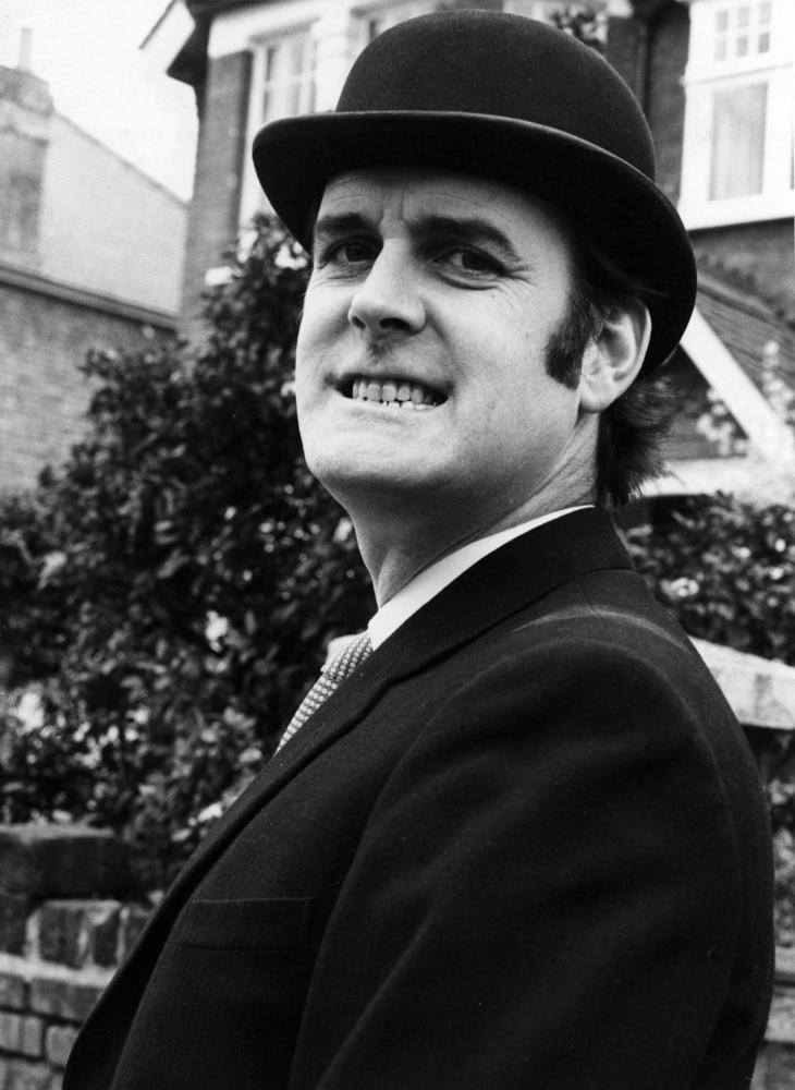 John Cleese in a Monty Python's Flying Circus sketch.