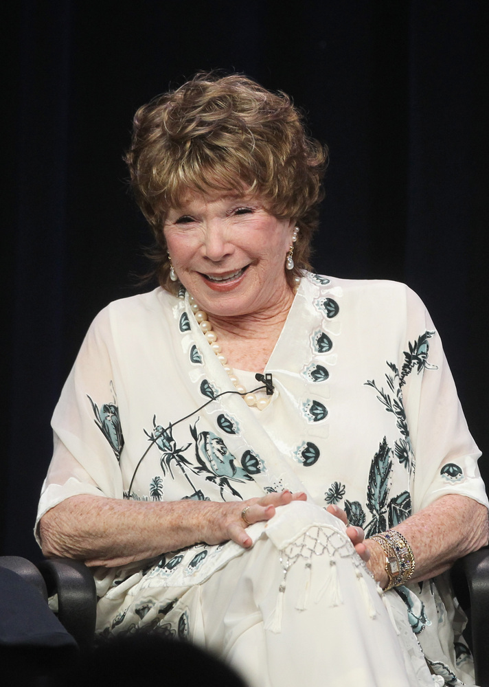 "Shirley MacLaine experienced her big Broadway break as an <a href=""http://aea100.org/narrative-project/shirley-maclaine-under"
