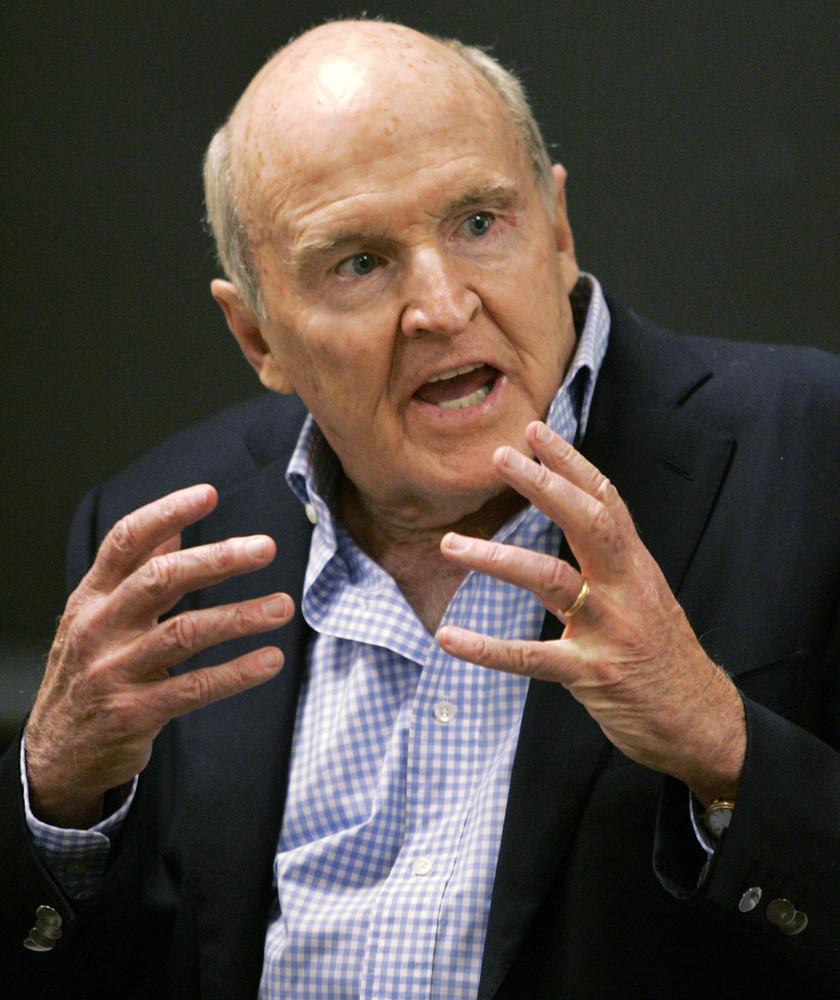 After the September jobs report revealed that the unemployment rate had dropped below 8 percent, former GE CEO Jack Welch acc
