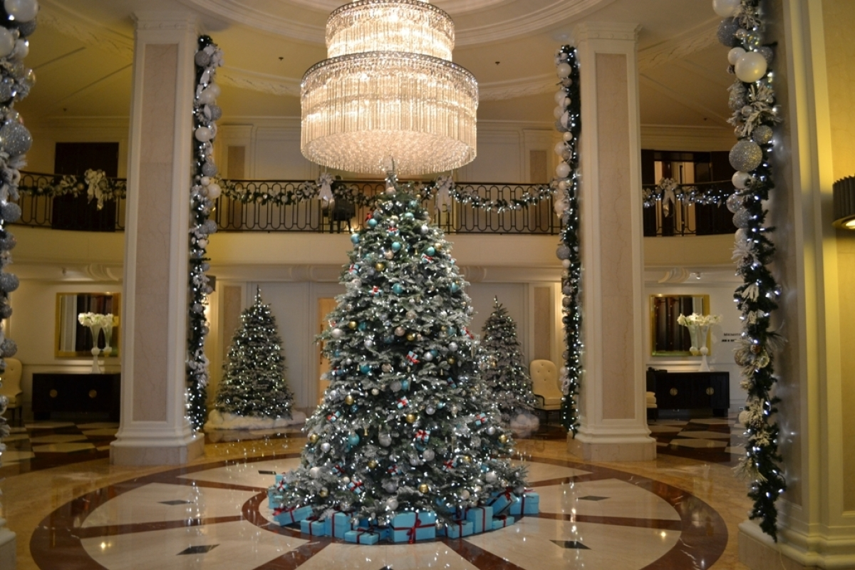 "The <a href=""http://www.fourseasons.com/beverlywilshire/"">Beverly Wilshire, A Four Seasons Hotel</a>, is celebrating Tiffany"
