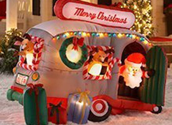 Worst Inflatable Christmas Decorations (PHOTOS) | HuffPost