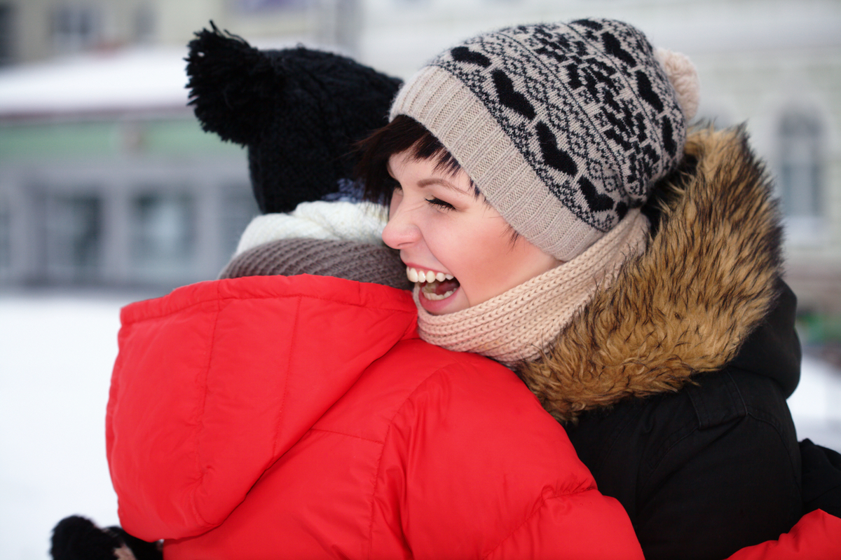 A study of 744 college students during a recent flu season showed the flu spreads faster among groups of friends. How do you
