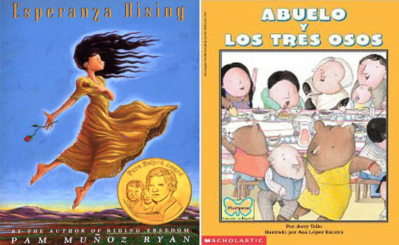 "Any kid can read about Latino culture and be exposed to new kind of characters and adventures with books like ""Esperanza Risi"