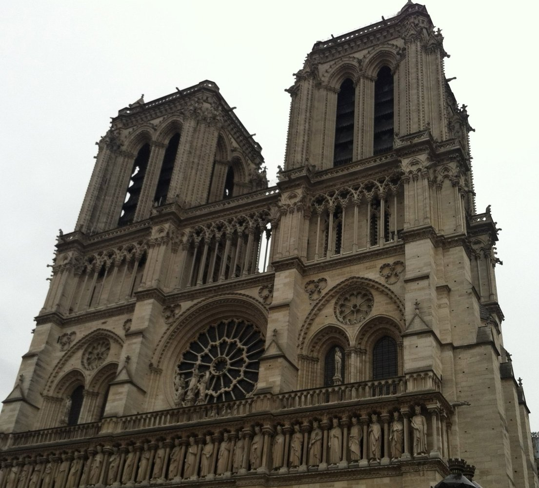 December kicks off the 850 anniversary of Notre Dame. The cathedral's team has many special events planned for 2013.