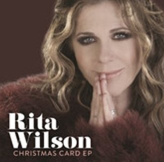 "Rita Wilson's new EP, ""<a href=""https://itunes.apple.com/us/album/christmas-card-single/id580595683"">Christmas Card</a>,"" fea"