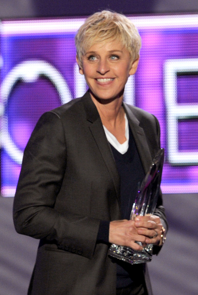 Back in February One Million Moms asked for a replacement when the group found out that lesbian talk show host Ellen DeGenere