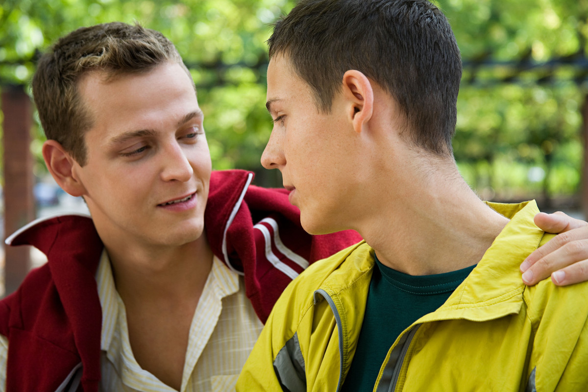 """97 percent of rural LGBT students heard """"gay"""" used in  a negative way (e.g., """"that's so gay"""") sometimes,  often, or frequentl"""
