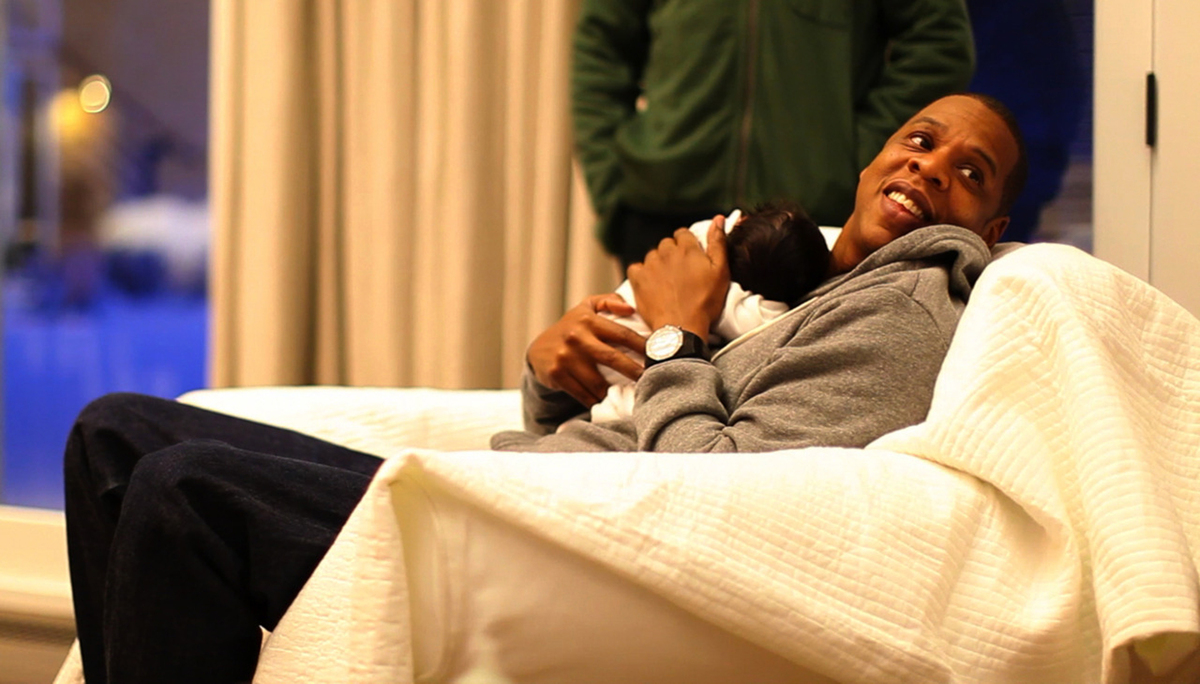 "Two days after Hollywood's most anticipated baby was born, new dad Jay-Z released ""Glory,"" a song in her honor. Through his l"