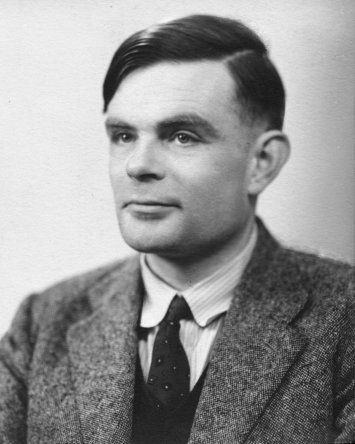 """<a href=""""http://www.huffingtonpost.com/news/alan-turing/"""">Alan Turing</a>, a British computer scientist and WWII codebreaker,"""