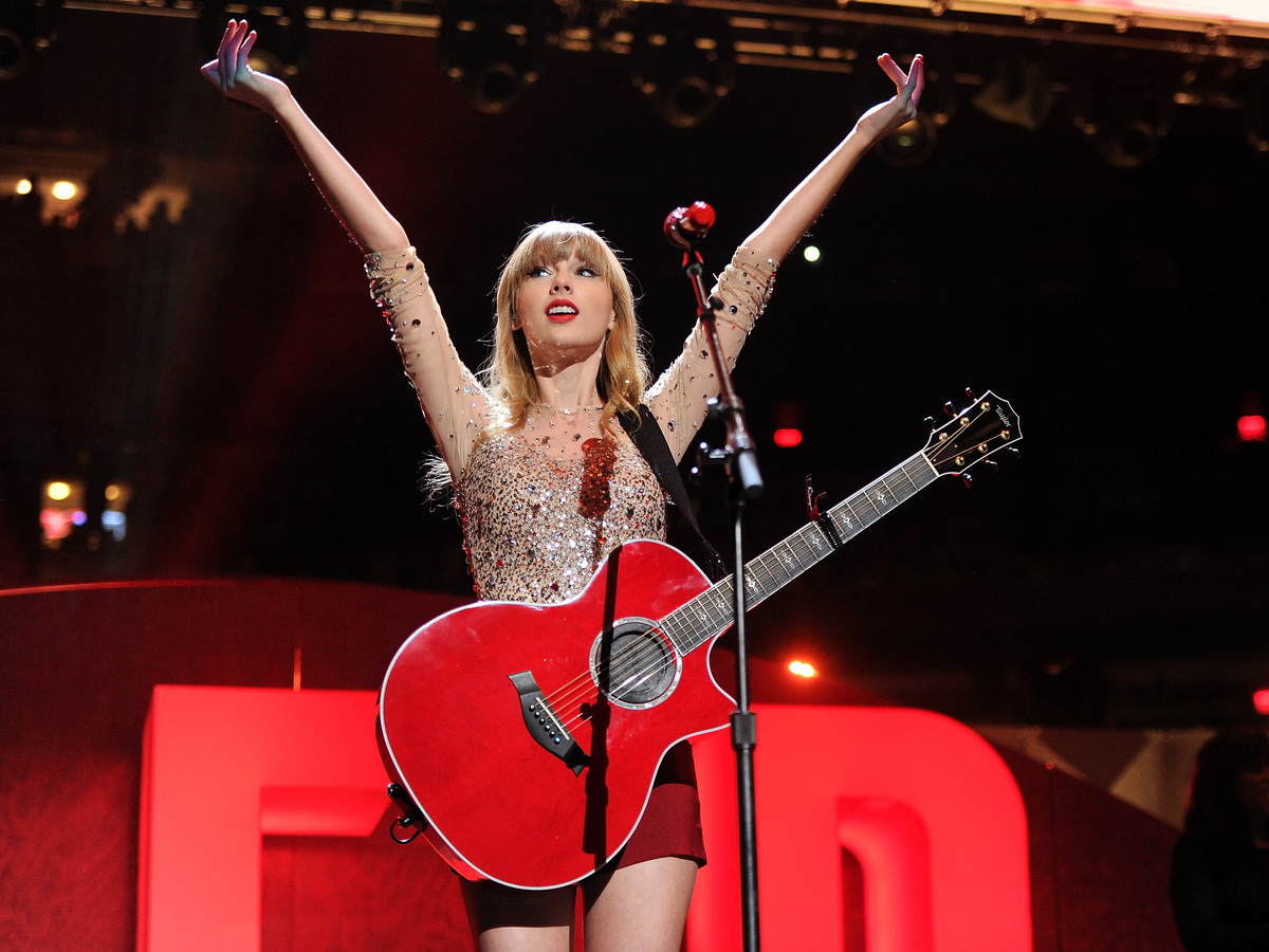 taylor swift birthday: 23 things we love about the 'red' singer on