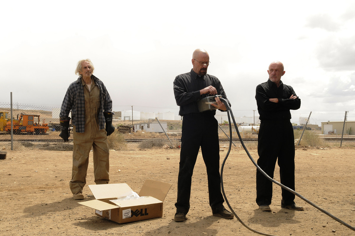 """Breaking Bad,"" AMC"