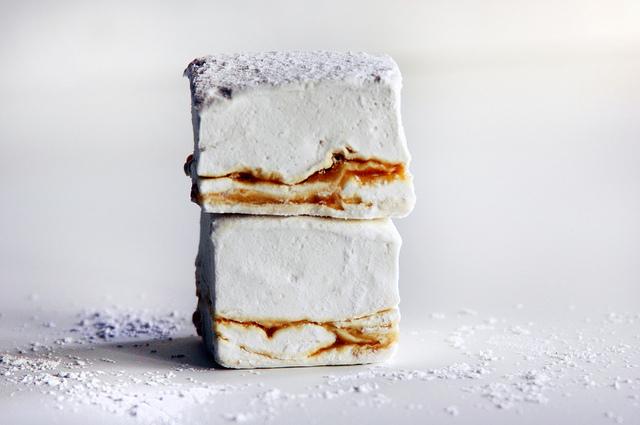 "<strong>Get the <a href=""http://localmilk.blogspot.com/2012/05/homemade-marshmallows-earl-gray-lapsang.html"">Earl Gray & Salt"