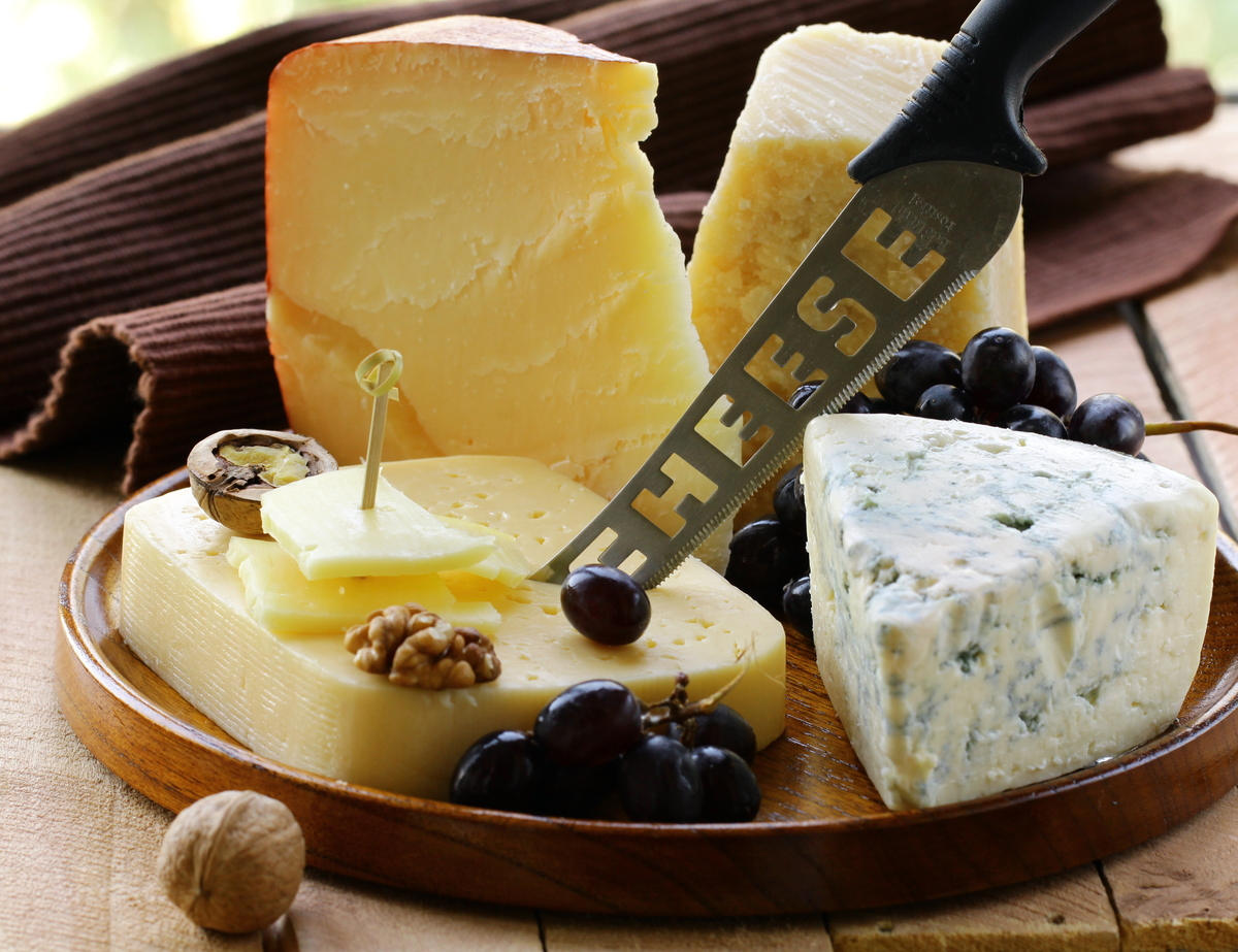 At every party you attend this year, there will be cheese. And around every cheese plate, there will be guests who don't real