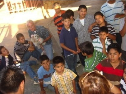 We feed orphans and other needy children and their families by collecting surplus and donated food, recruiting volunteers to