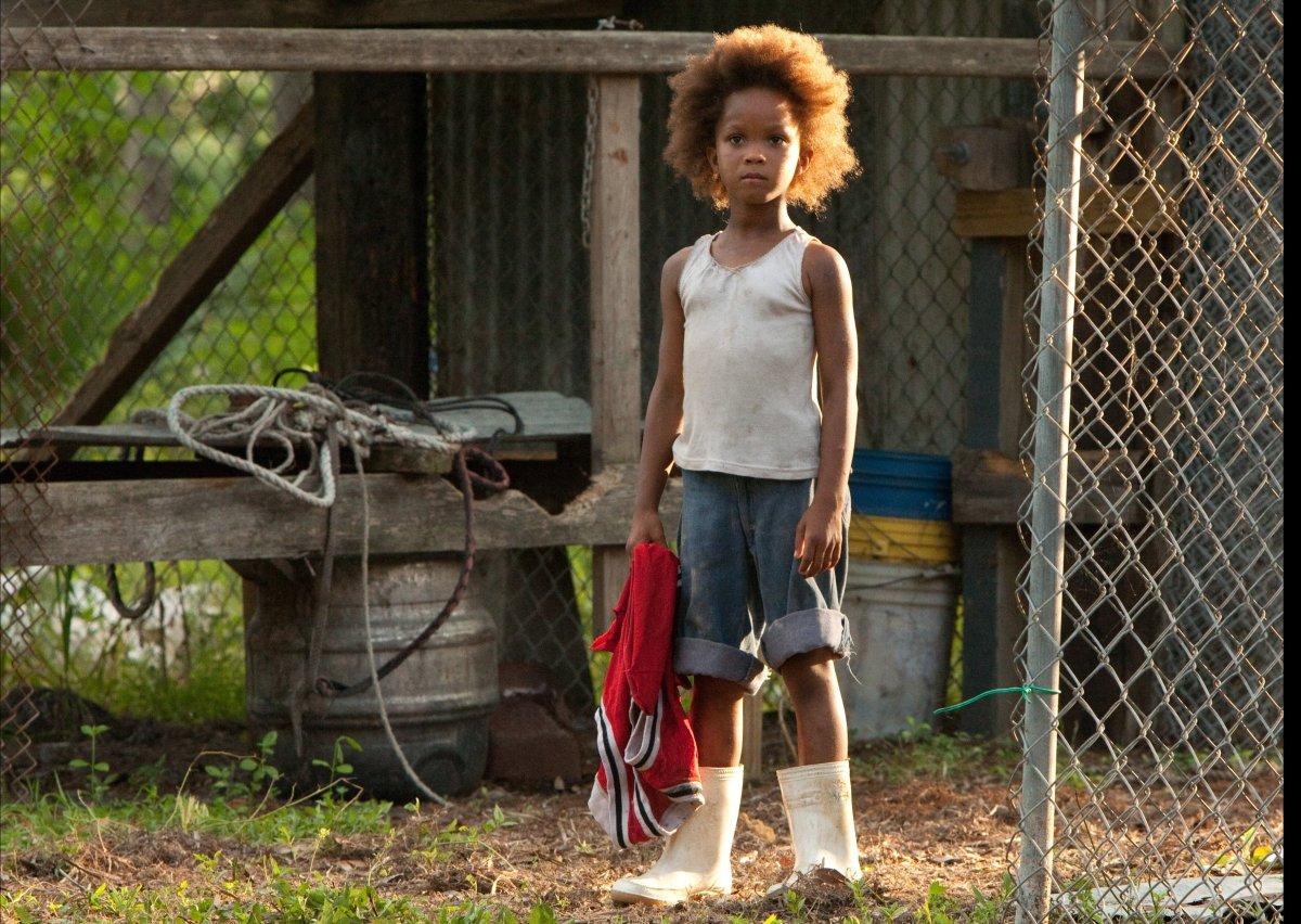 A six-year-old warrior princess (Quvenzhané Wallis) flourishes in a Slumdog Louisiana netherworld.