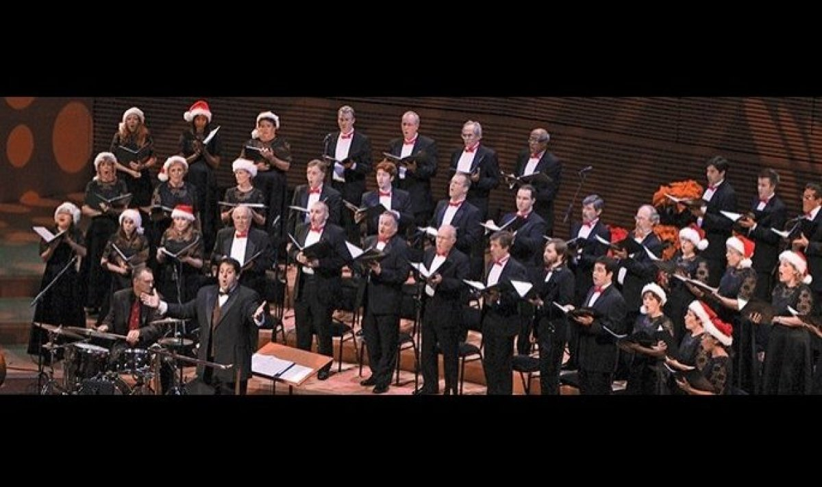 """From now until New Year's, the Walt Disney Concert Hall is filled with incredible sights and sounds. Besides the <a href=""""htt"""