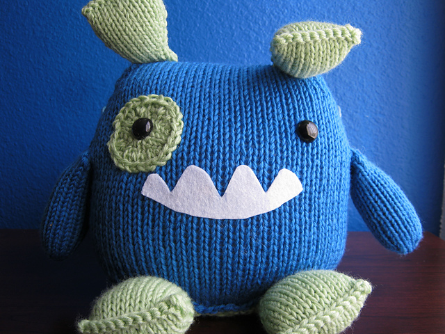 "Founded on Dec. 14 by a group of knitters and crocheters, <a href=""https://www.facebook.com/600MonstersStrong"">600 Monsters F"
