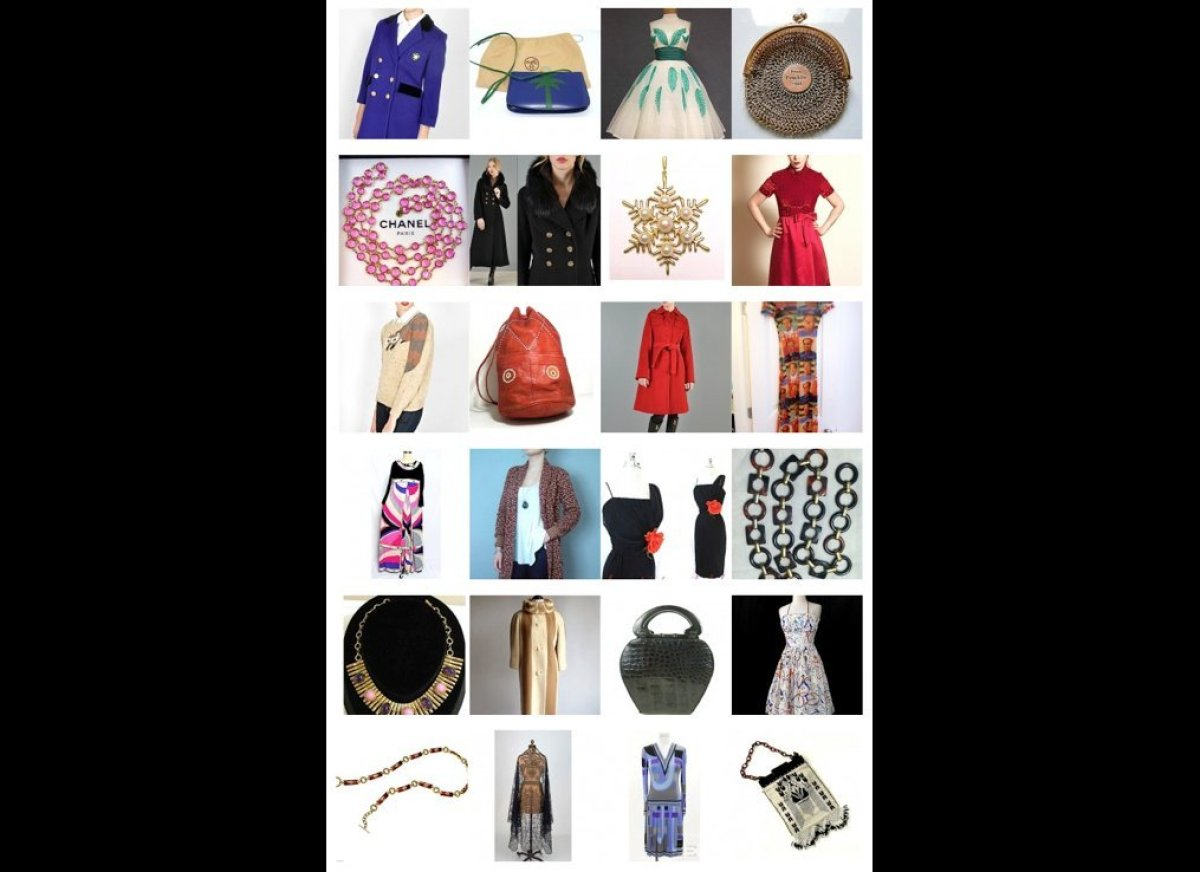 "More information on all this week's finds at <a href=""http://zuburbia.com/blog/2012/12/18/ebay-roundup-of-vintage-clothing-fi"