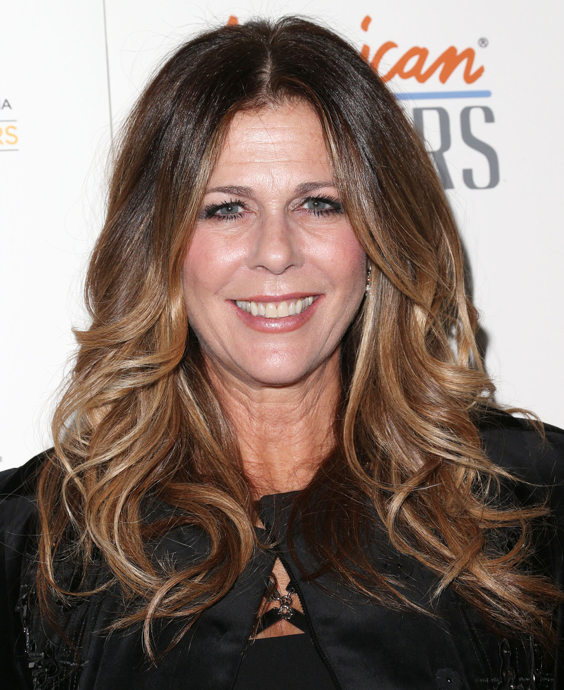 Rita Wilson, 56, is an actor, producer and singer who never stops reinventing herself. For example, on the heels of her debut