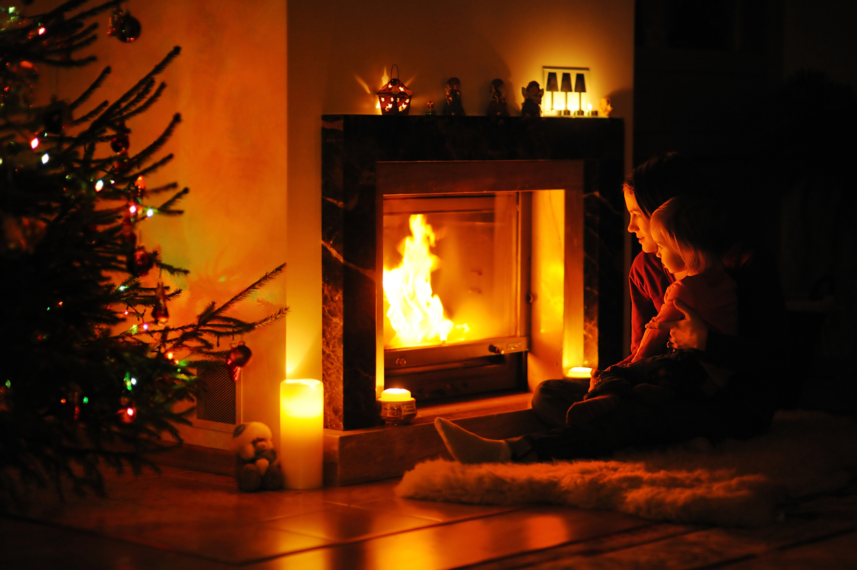 You have time off from work, so make good use of it and enjoy quiet time by the fire, reading books you've been yearning to p