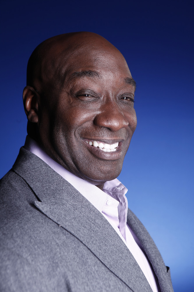 """""""The Green Mile"""" actor Michael Clarke Duncan died at the age of 54 on Sept. 3, 2012 in a Los Angeles hospital after nearly tw"""