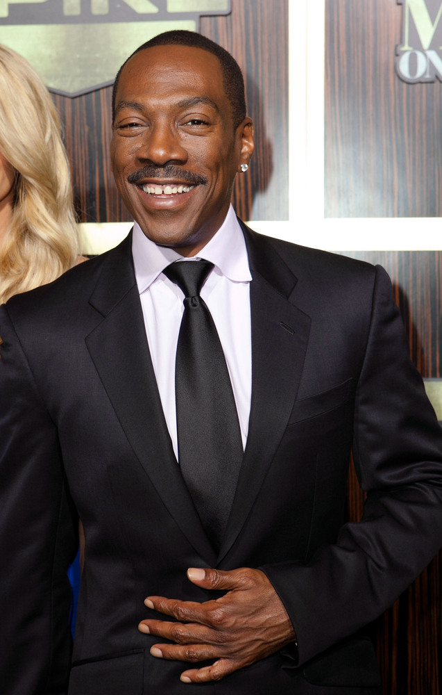 """<strong>Who: </strong> Eddie Murphy <strong>Why he should make a comeback:</strong> Because a rare appearance at <a href=""""htt"""