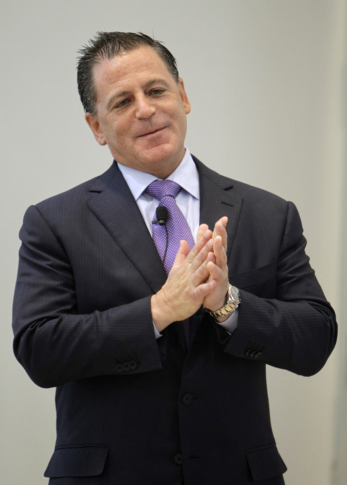"50-year-old Dan Gilbert owns Rock Ventures, the holding company with flagship company Quicken Loans. He has <a href=""http://w"