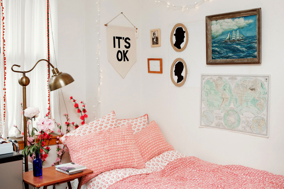 32 Ideas For Decorating Dorm Rooms, Courtesy Of The Internet ...