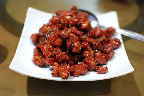 "Read more about the dish <a href=""http://www.foodgps.com/dose-of-vitamin-p-yu-garden-sweet-and-sour-spareribs/"">here</a>."