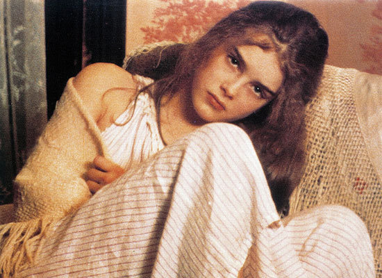 Brooke Shields began her career as the Ivory Soap baby, but by 1978, she was playing a very different kind of role. Brooke st