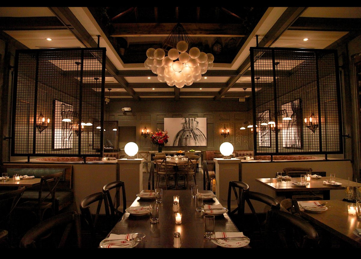 Dinner at Sotto 13 is a must-eat.