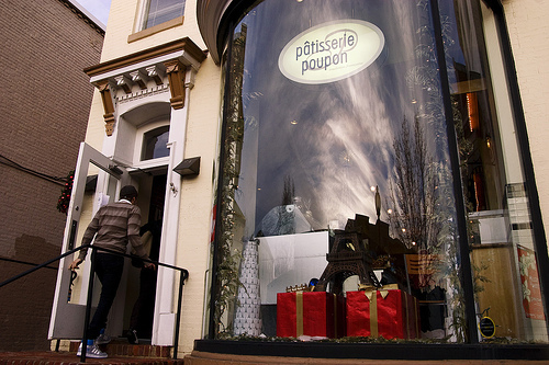 "Georgetown's <a href=""http://www.patisseriepoupon.net/"">Patisserie Poupon</a> is a taste of Paris in Washington, D.C. With ju"