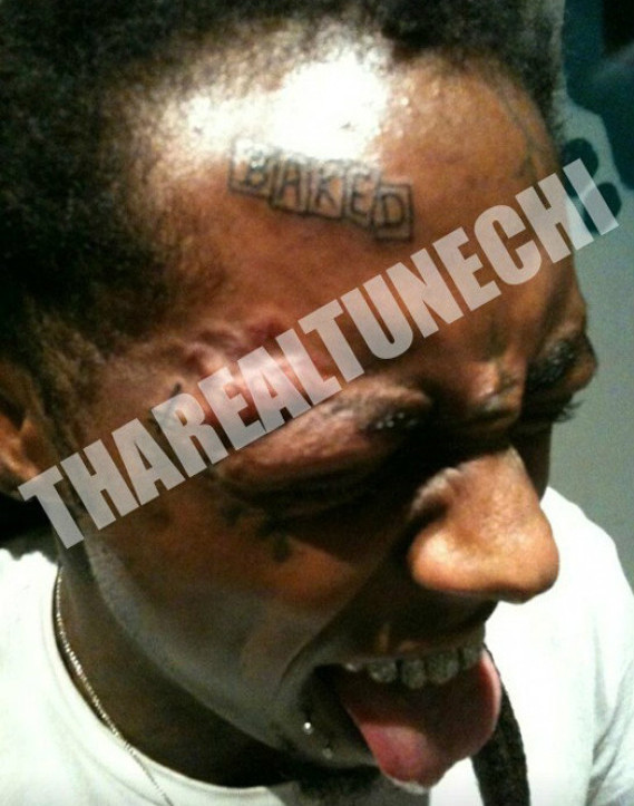 Dear Lil Wayne Please Chill Out With The Face Tattoos Photos