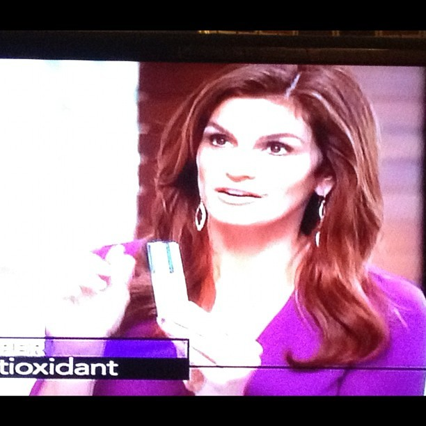 Look who's on Saturday morning TV! #infomercial #beauty