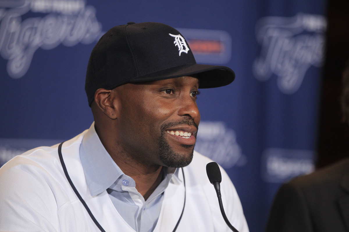 The Detroit Tigers' new right fielder Torii Hunter sparked controversy after telling the Los Angeles Times he believes an ope