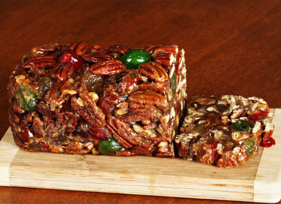 Time to dispose of that leaden slab of candied Christmas cake that Aunt Harriet brought you. Don't feel guilty -- she's doing