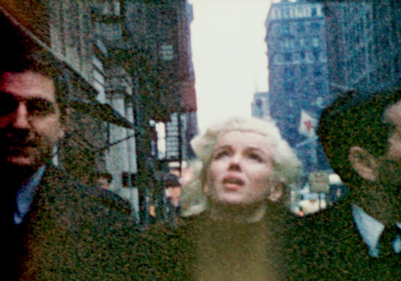 Marilyn Monroe, NYC 1955 Copyright © 2012 Danziger Gallery / Peter Mangone All photographs copyright © 2012 Peter Mangone