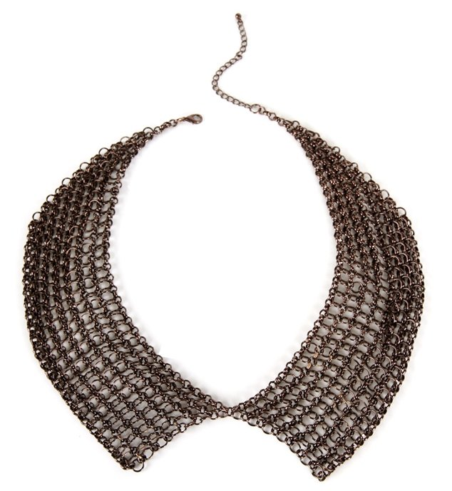"""<a href=""""http://www.windsorstore.com/Chocolate-Chain-Mesh-Necklace/p/156246"""">Windsorstore.com</a>"""