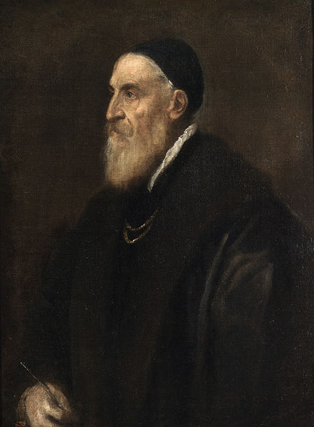 Titian Self-Portrait, c.1567; Museo del Prado, Madrid