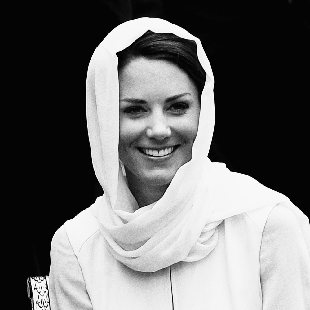 Kate, Duchess of Cambridge visits Assyakirin Mosque on day four of her and husband's Prince William Diamond Jubilee Tour of t