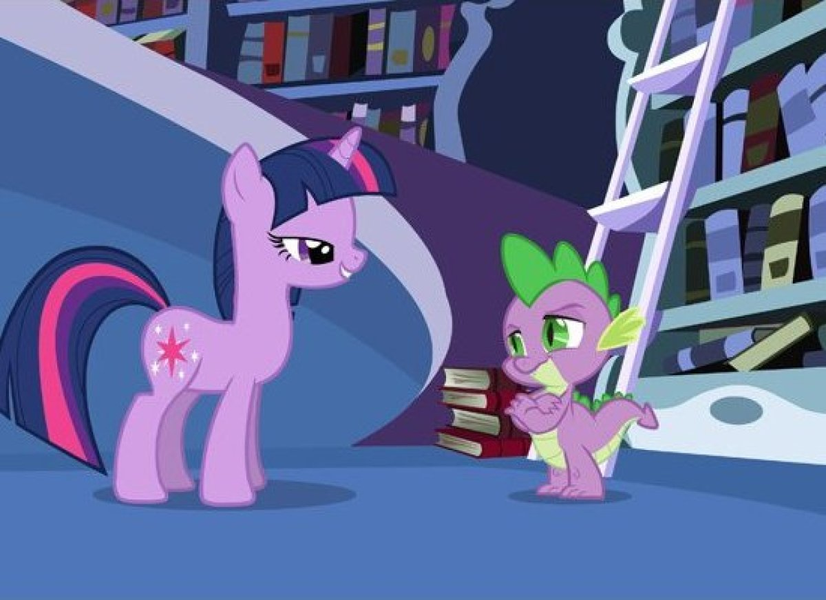<strong><em>My Little Pony Friendship Is Magic</em> (The Hub)</strong> Best for ages 4 and up It's super cutesy, but this a