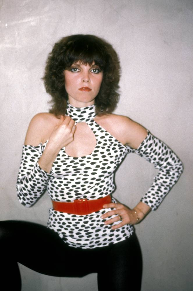 Pat Benatar Style Evolution  sc 1 st  HuffPost & Pat Benatar Style Evolution: From Animal Print Leotards To Black Two ...