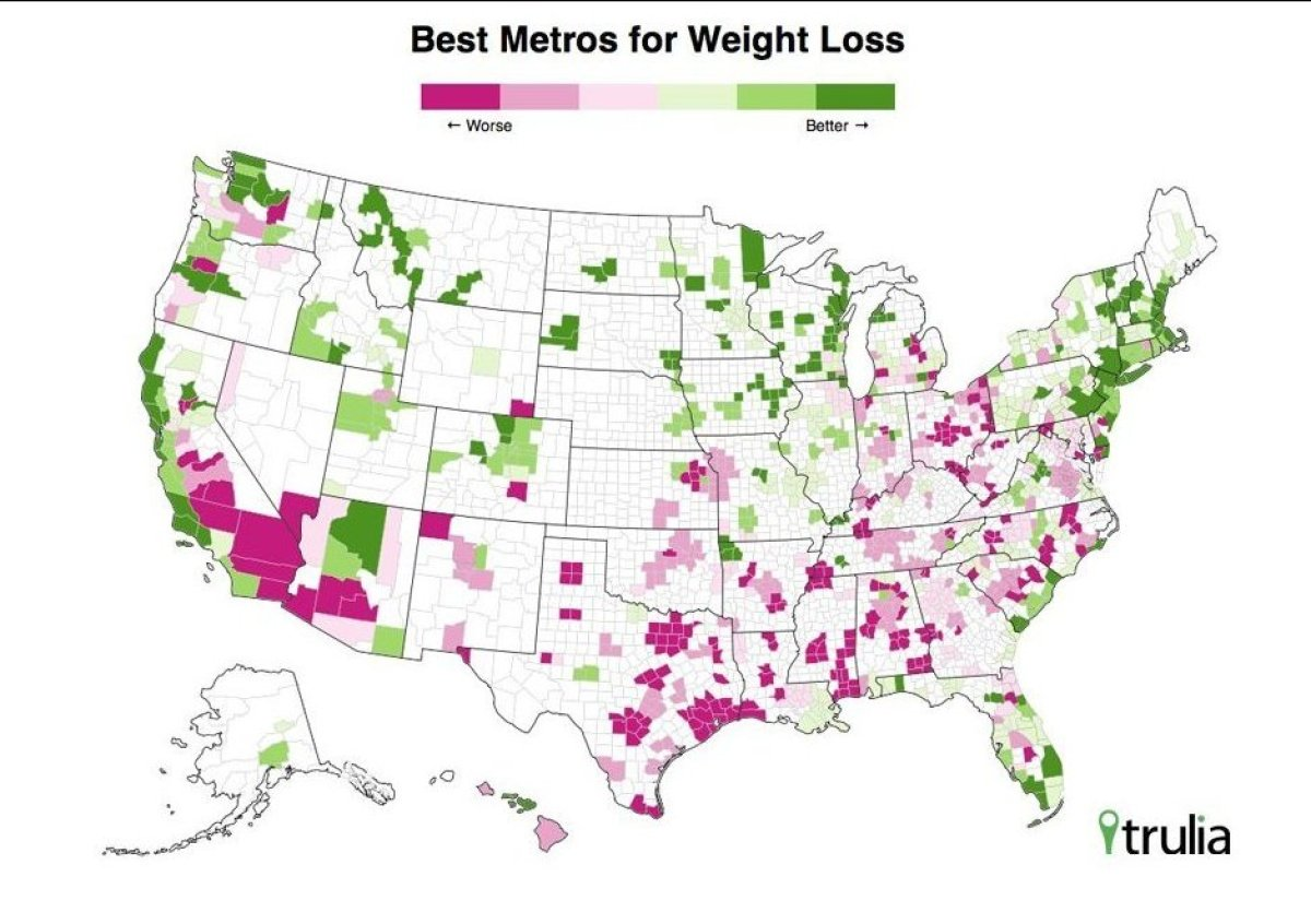 Weight loss isn't only about willpower. Your environment matters too: Cheap food, suburban sprawl, and long commutes all cont